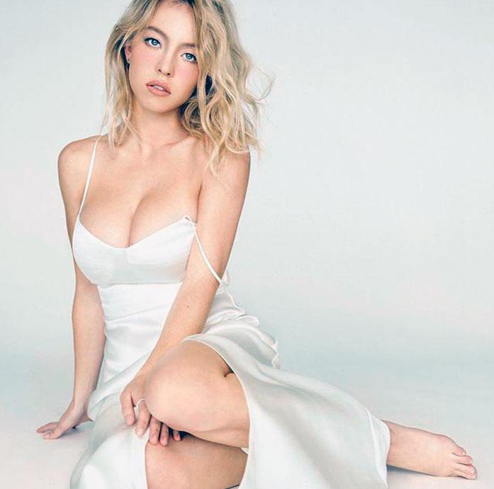 Sydney Sweeney boobs