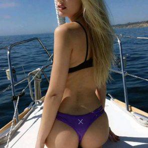 Alissa Violet ass