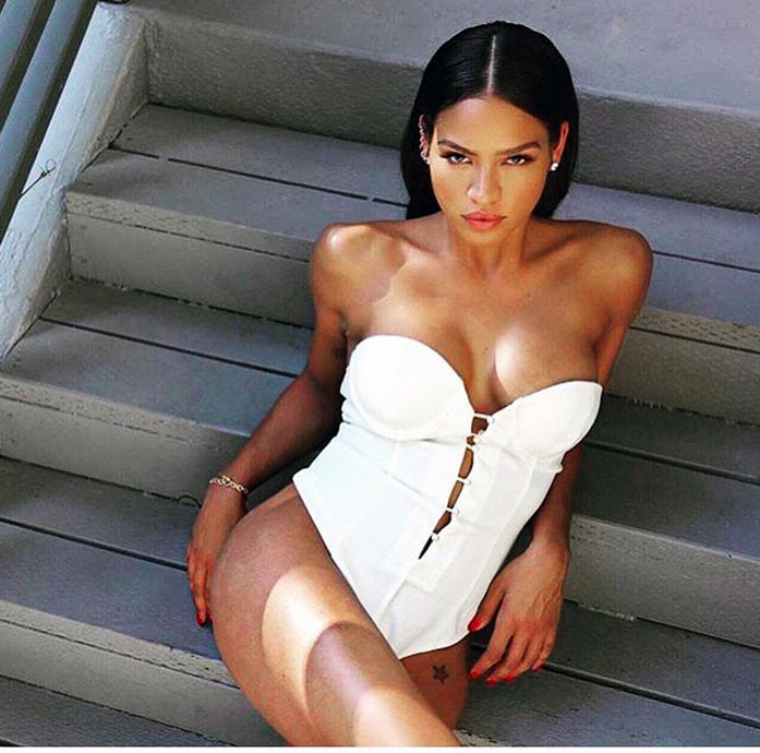 Cassie Ventura boobs