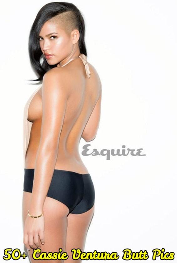 Cassie Ventura butt