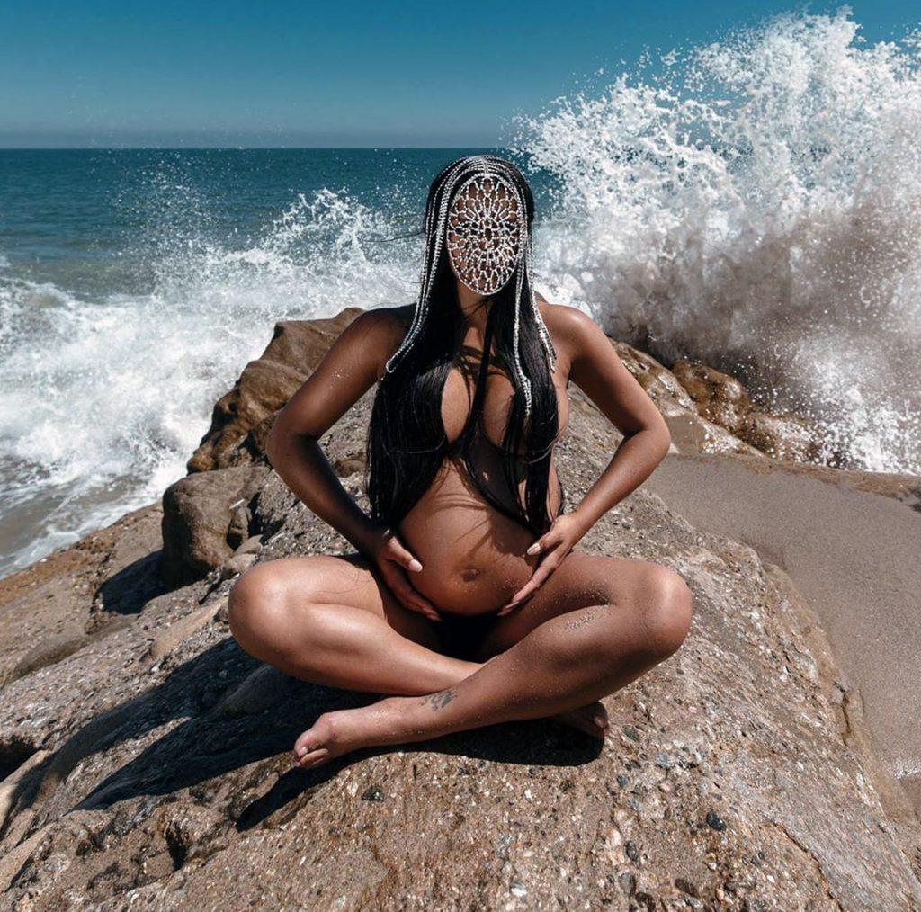Cassie Ventura nude