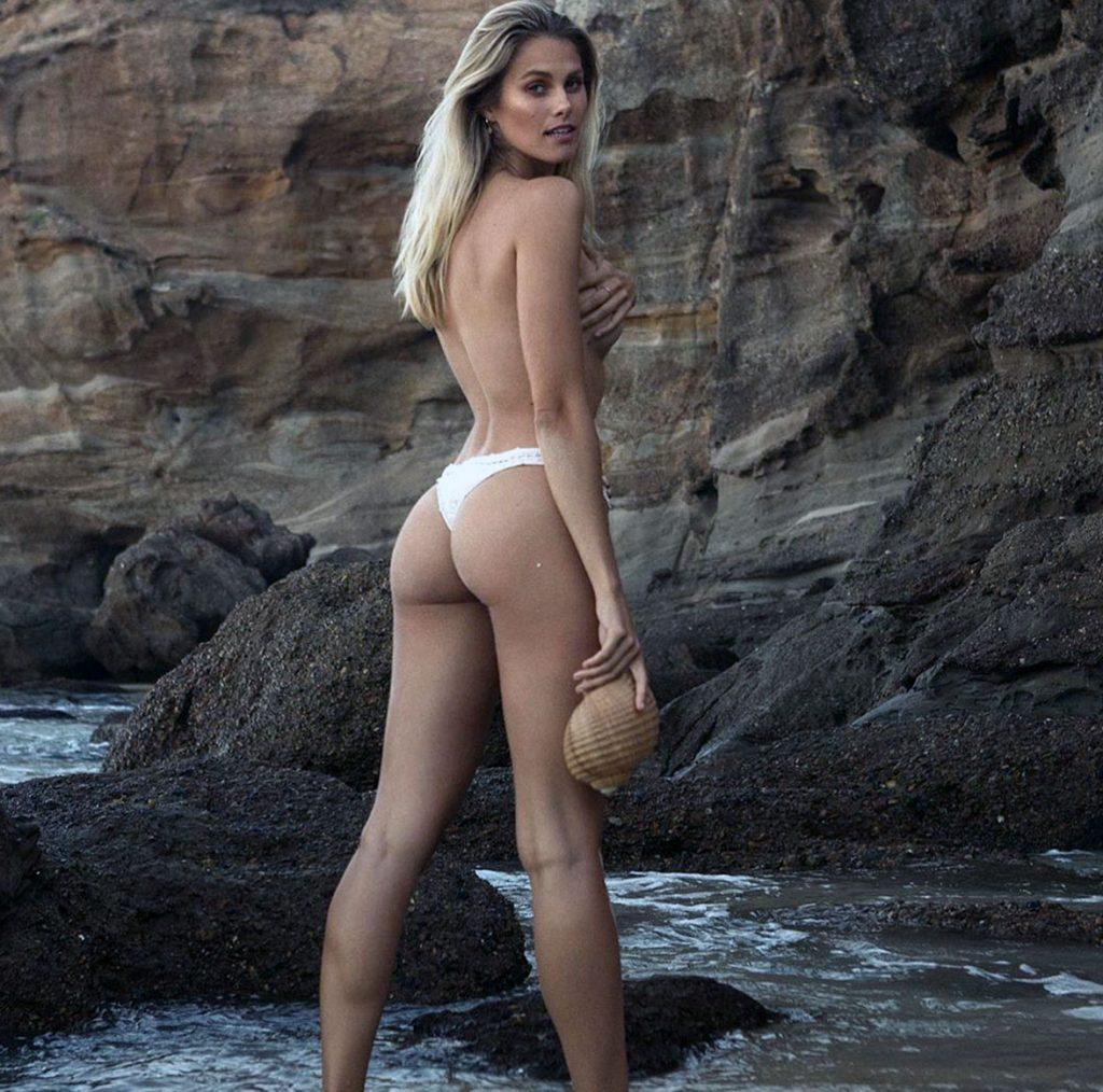 Natalie Roser butt
