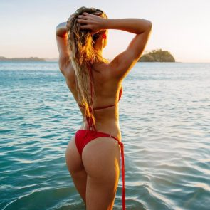 Charly Jordan butt