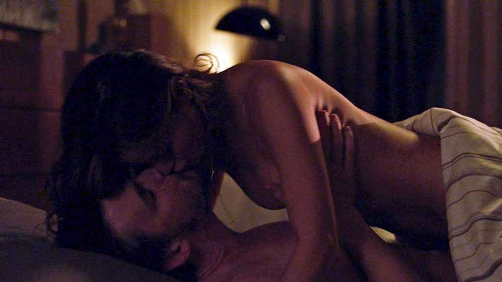 Jamie Chung nude scene