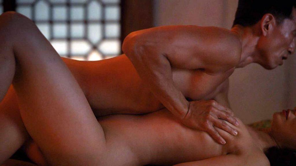 Jamie Chung nude having sex