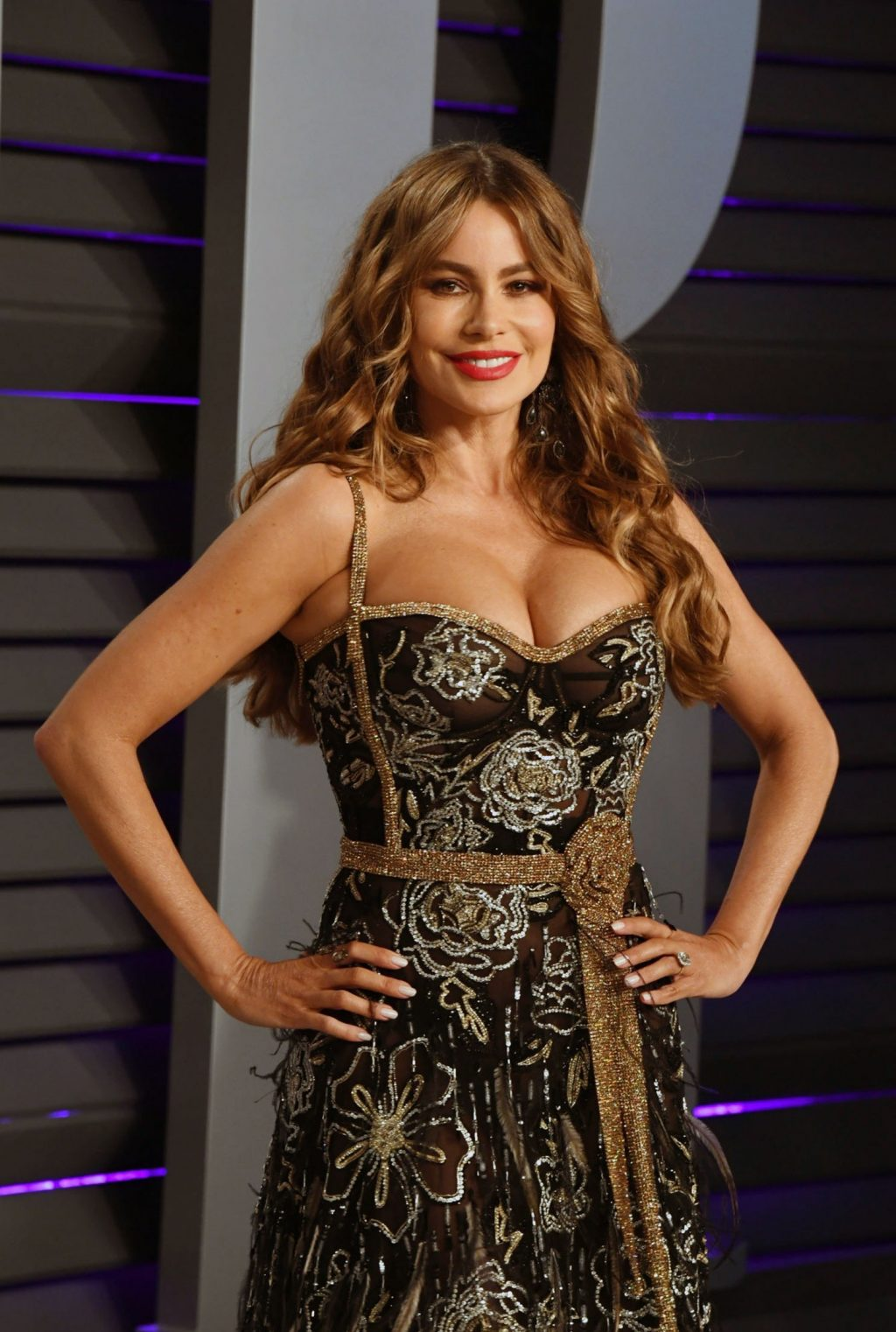 Sofia Vergara cleavage