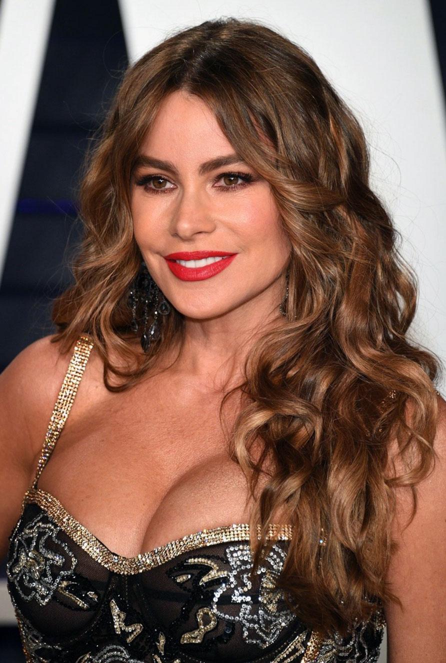 Sofia Vergara tits