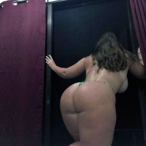 Tiffany Capotelli nude big fat ass
