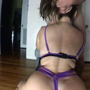 Tiffany Capotelli nude ass sucking dick