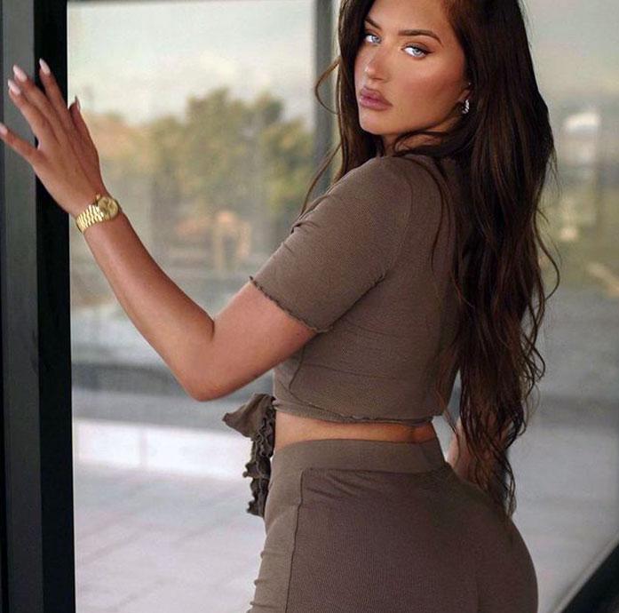 Anastasia Karanikolaou butt