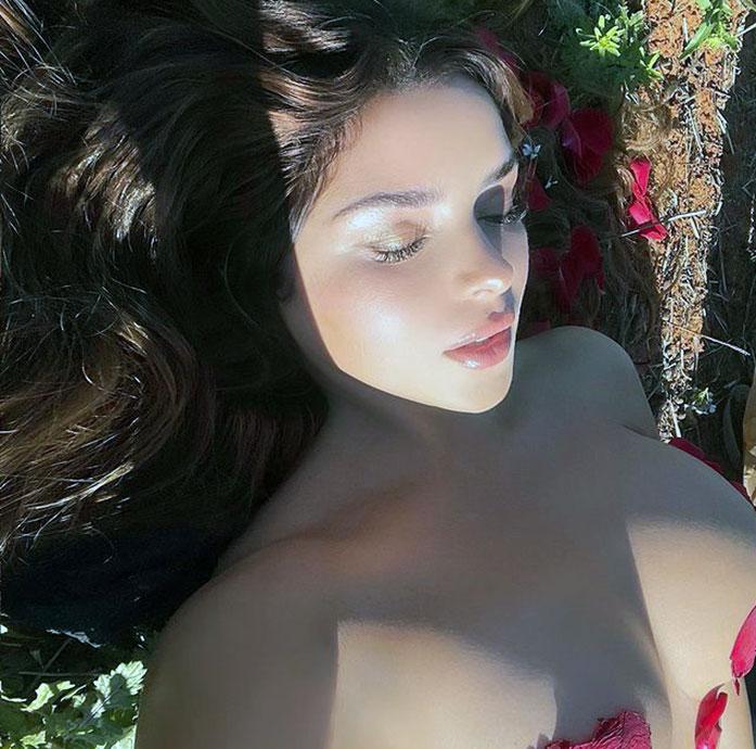 Demi Rose naked