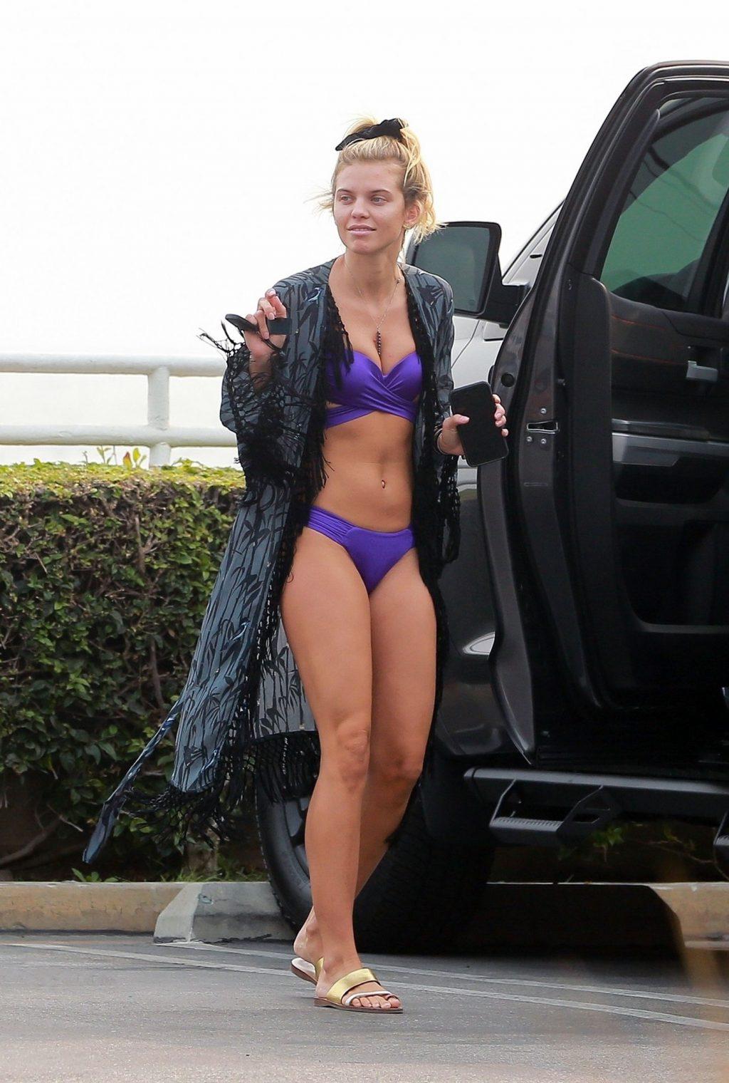 AnnaLynne McCord sexy
