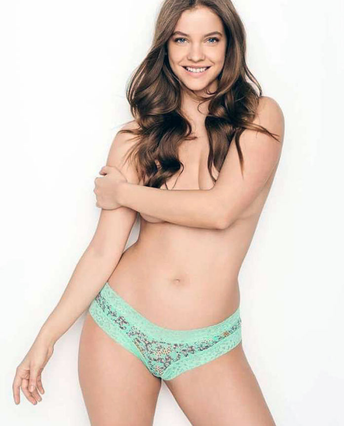 Barbara Palvin topless