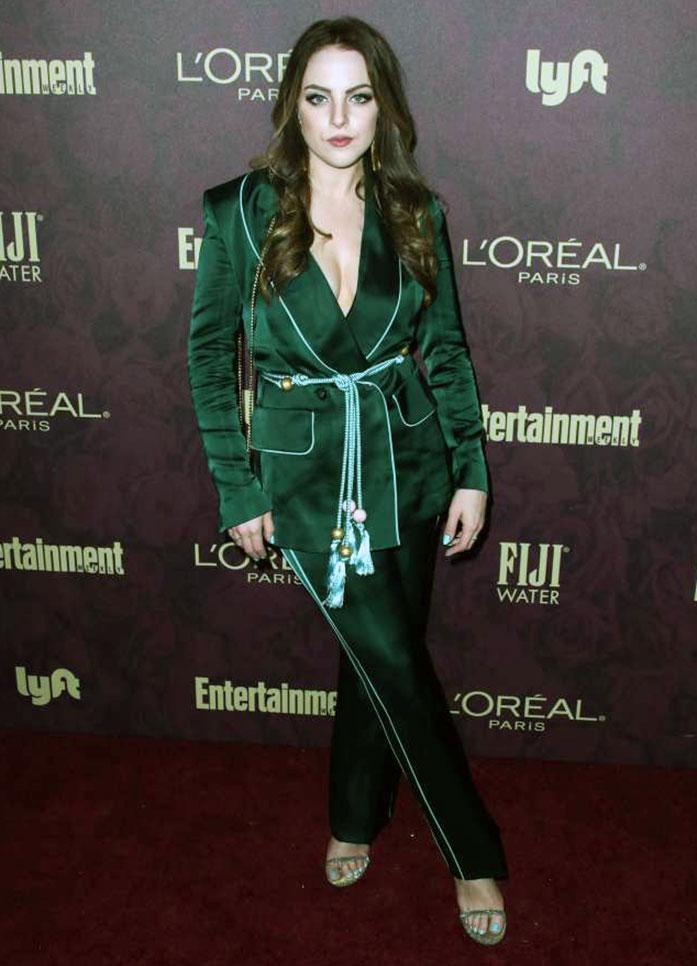 Elizabeth Gillies sexy