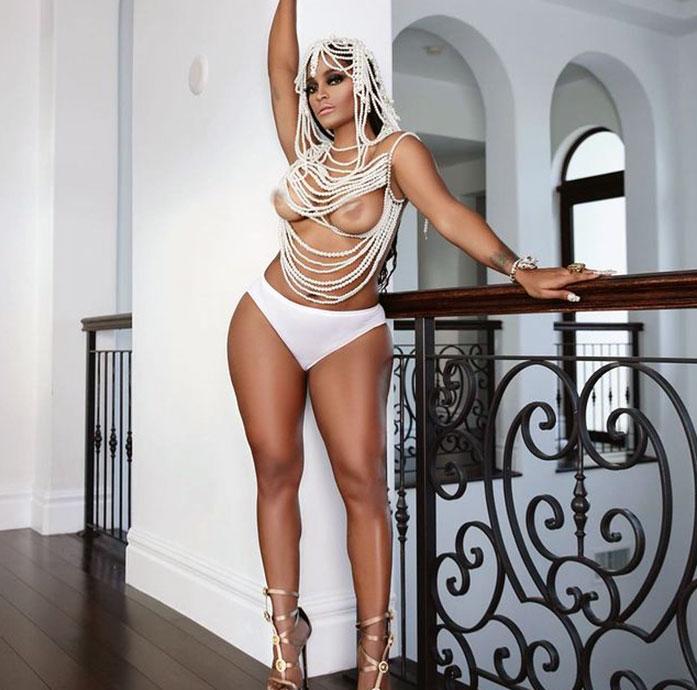 Joseline Hernandez hot