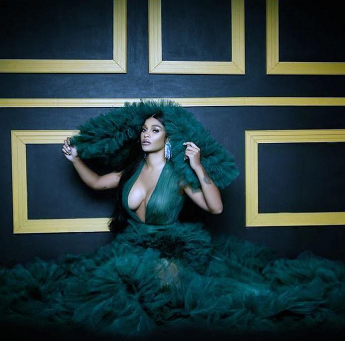 Joseline Hernandez cleavage