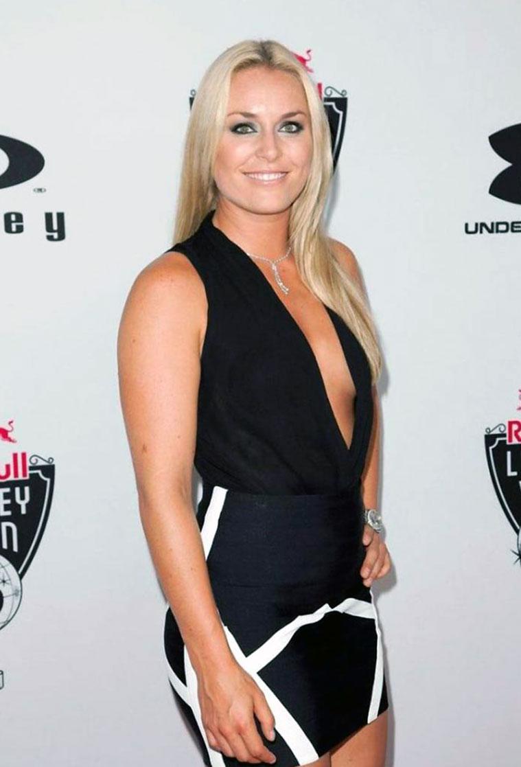 Lindsey Vonn boobs