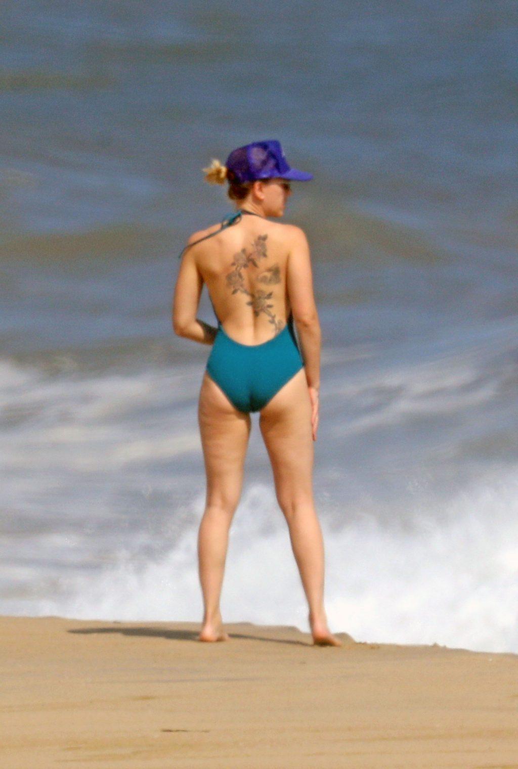 Scarlett Johansson as