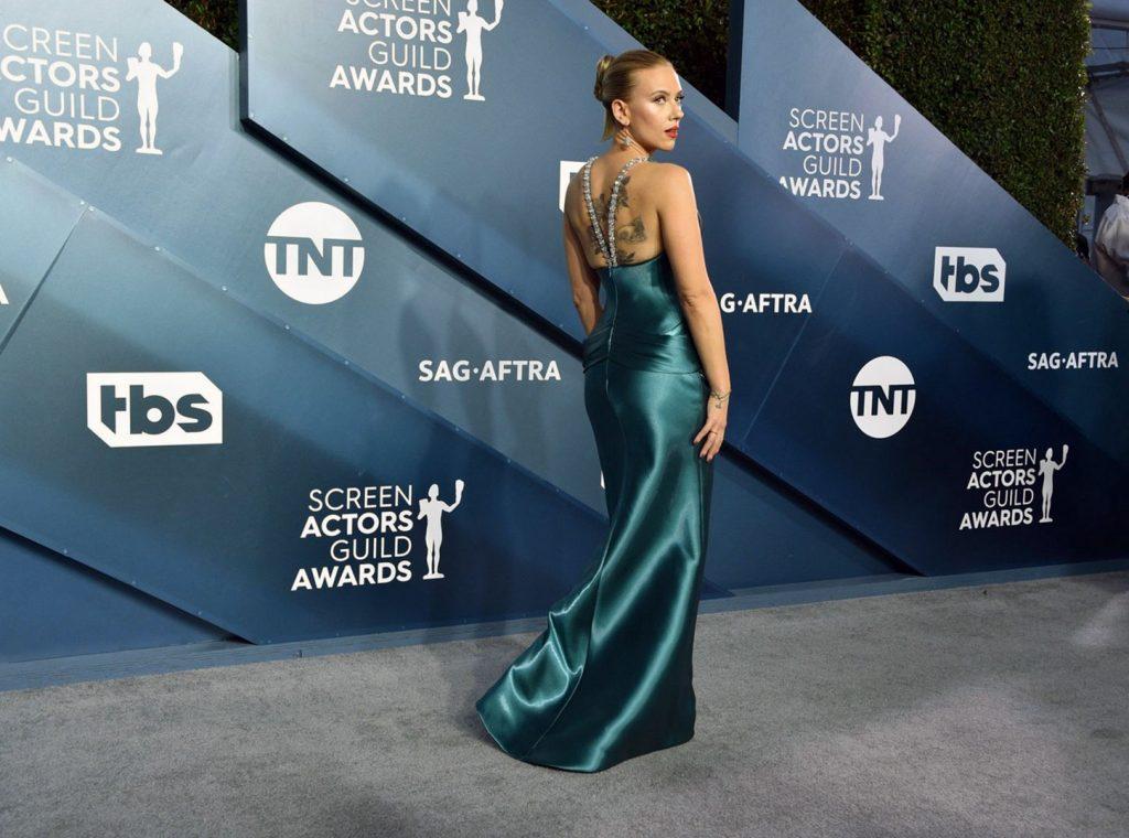 Scarlett Johansson butt