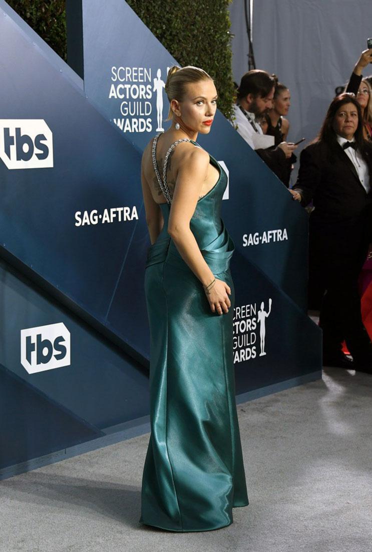 Scarlett Johansson ass