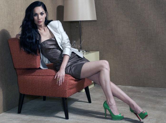 Megan Fox legs