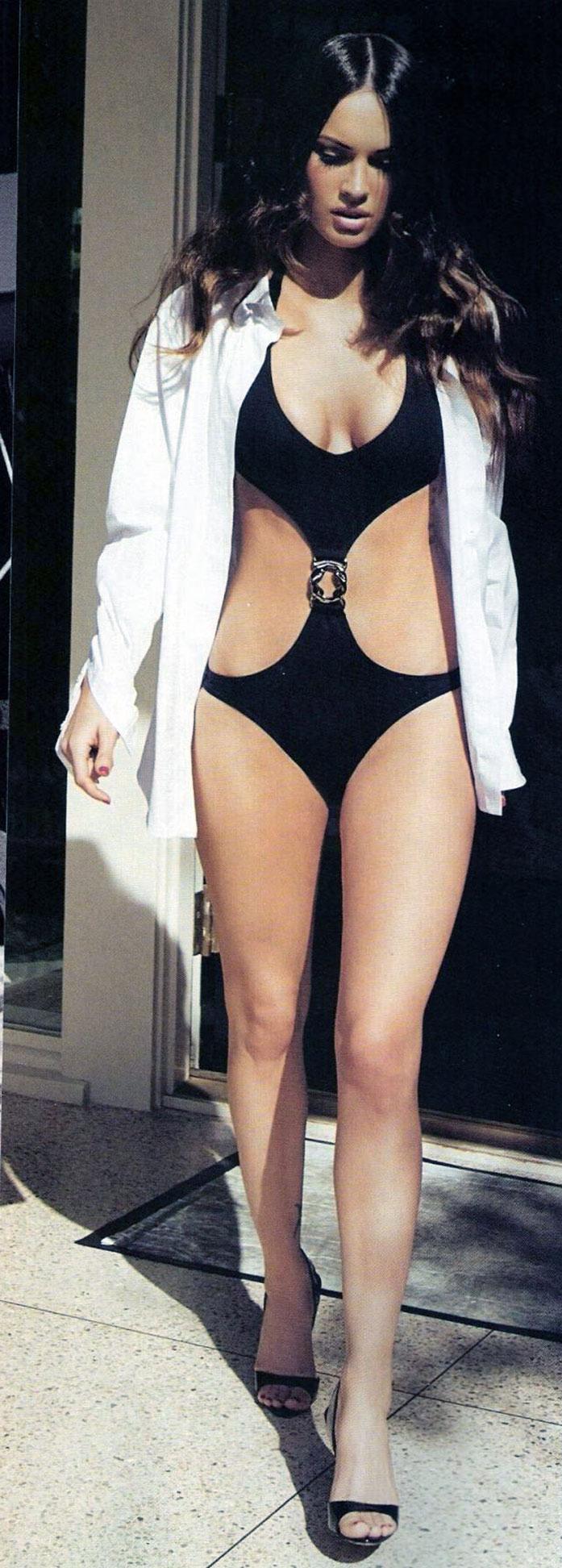 Megan Fox bikini