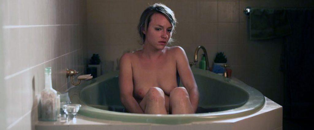 Alyson Walker nude
