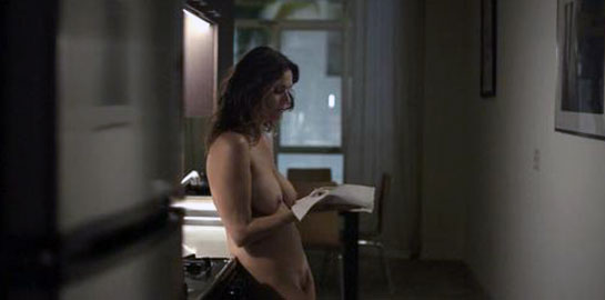 Amy Landecker nipples
