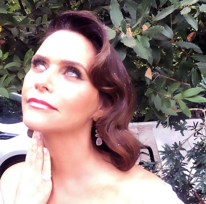 Amy Landecker hot