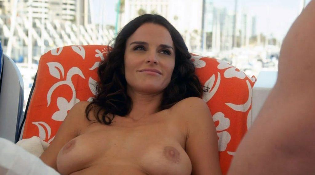 Ana Alexander topless