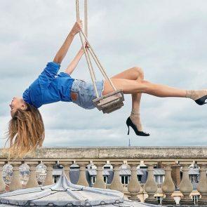 Ana Girardot legs