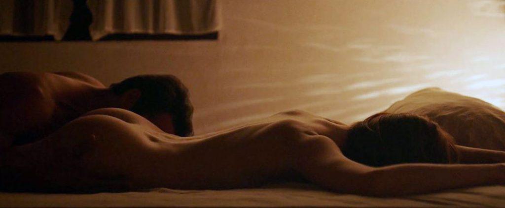 Ana Girardot butt