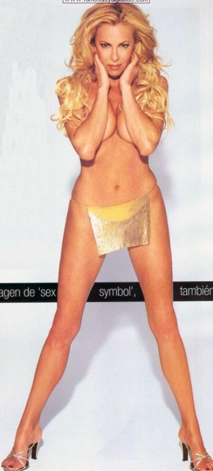 Ana Obregon naked