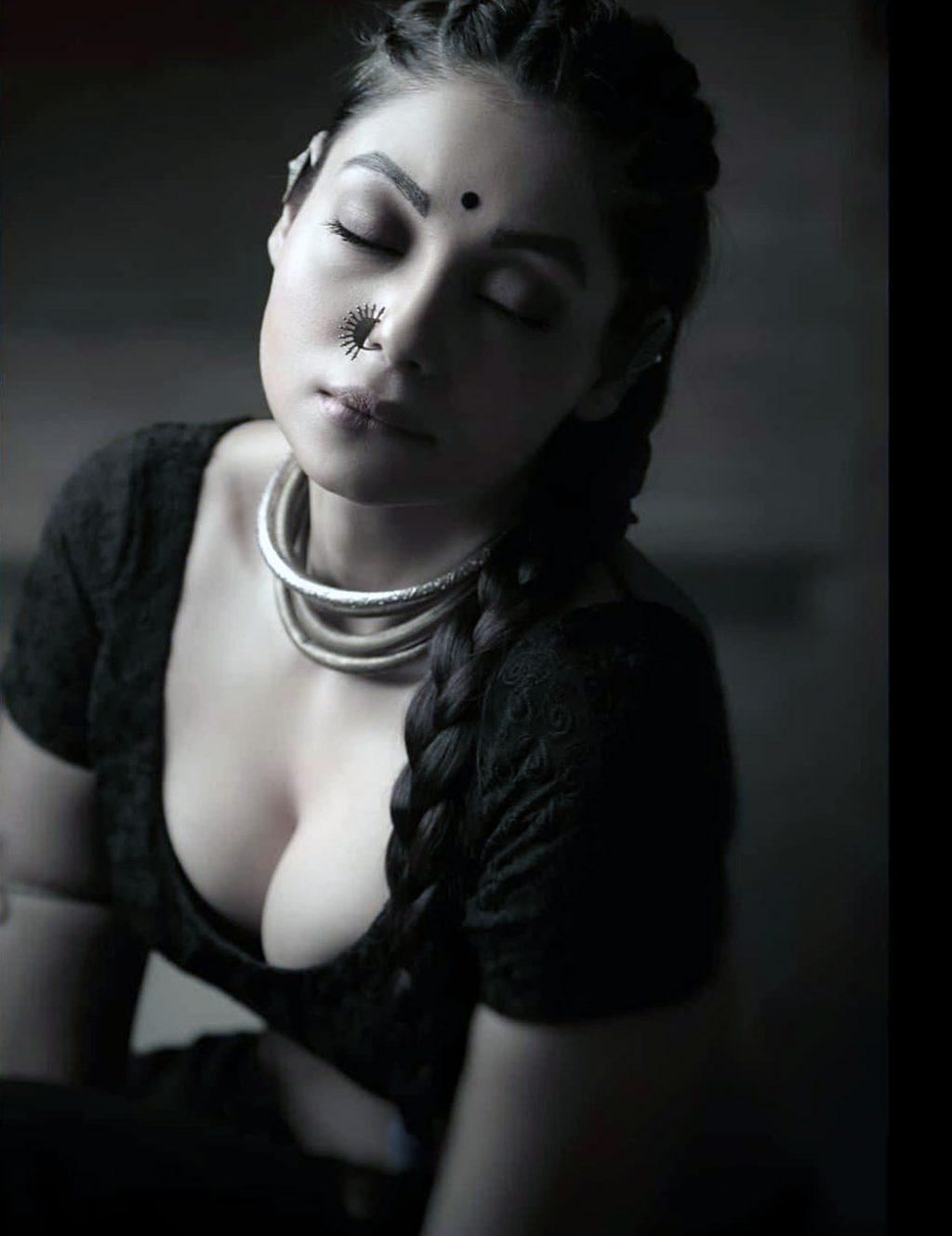 Anangsha Biswas boobs