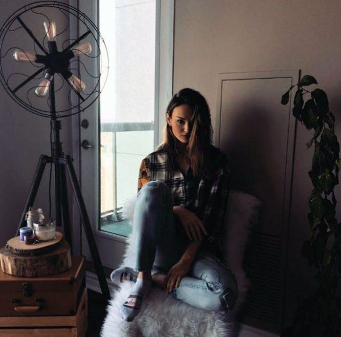 Anastasia Marinina feet