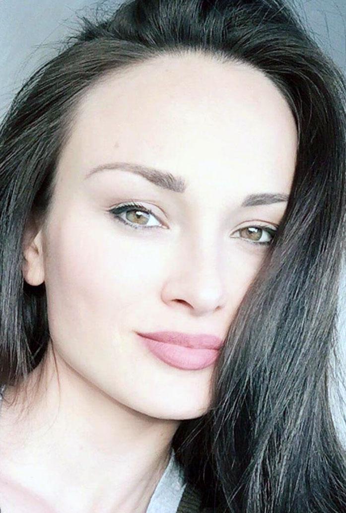 Anastasia Marinina sexy