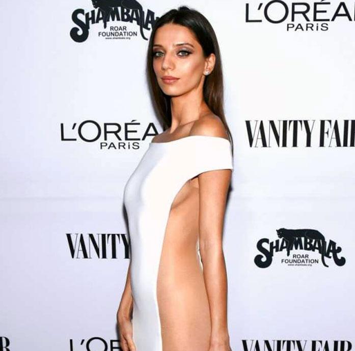 Angela Sarafyan boobs