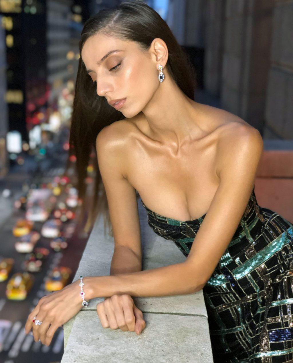 Angela Sarafyan tits