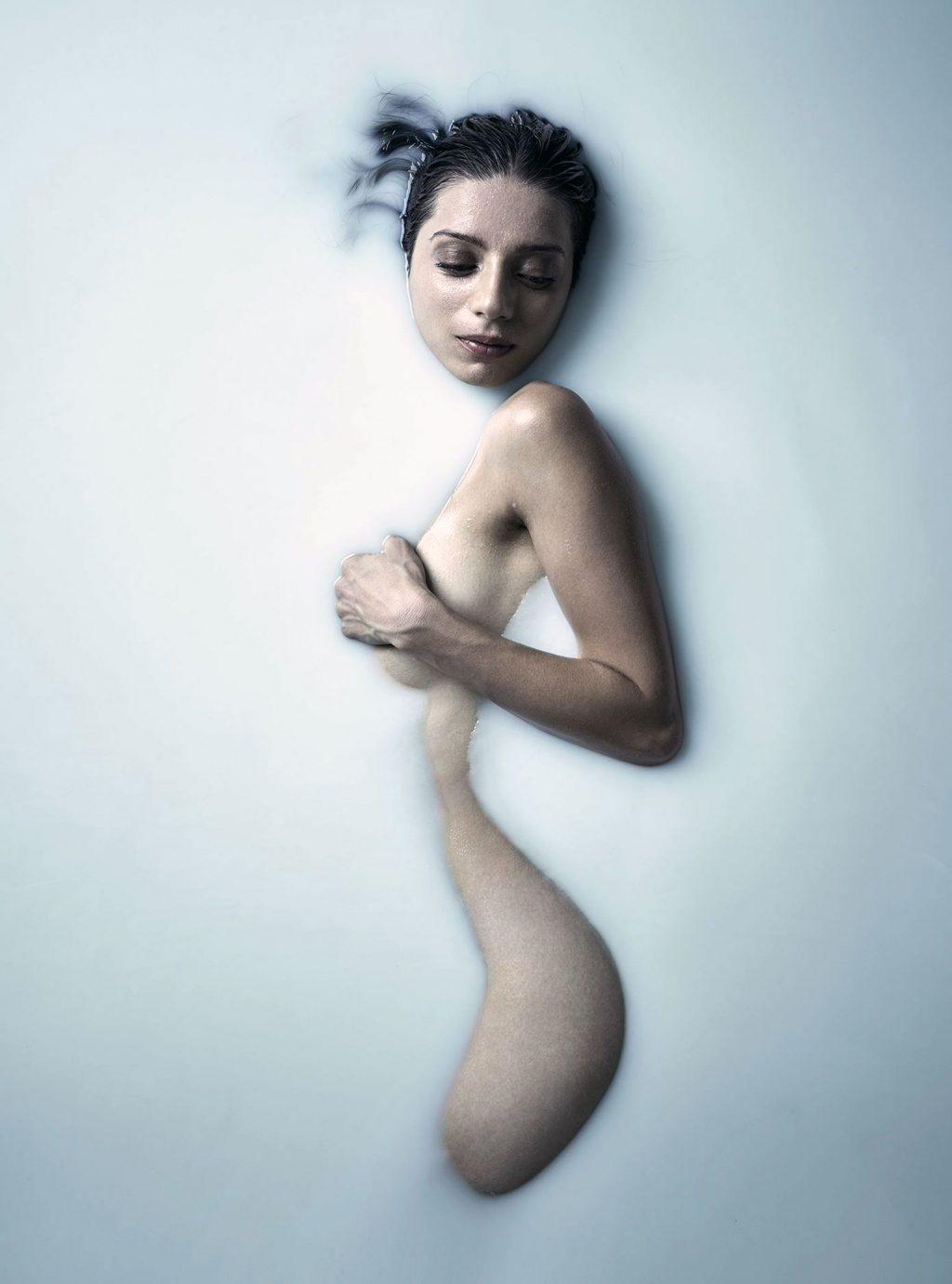 Angela Sarafyan butt