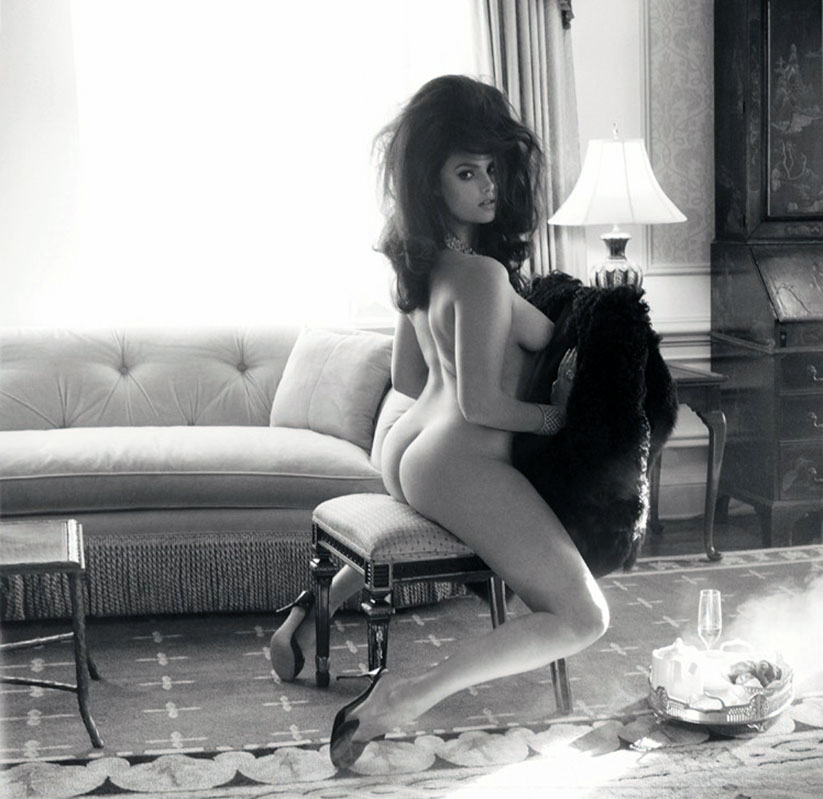 Candice Huffine ass