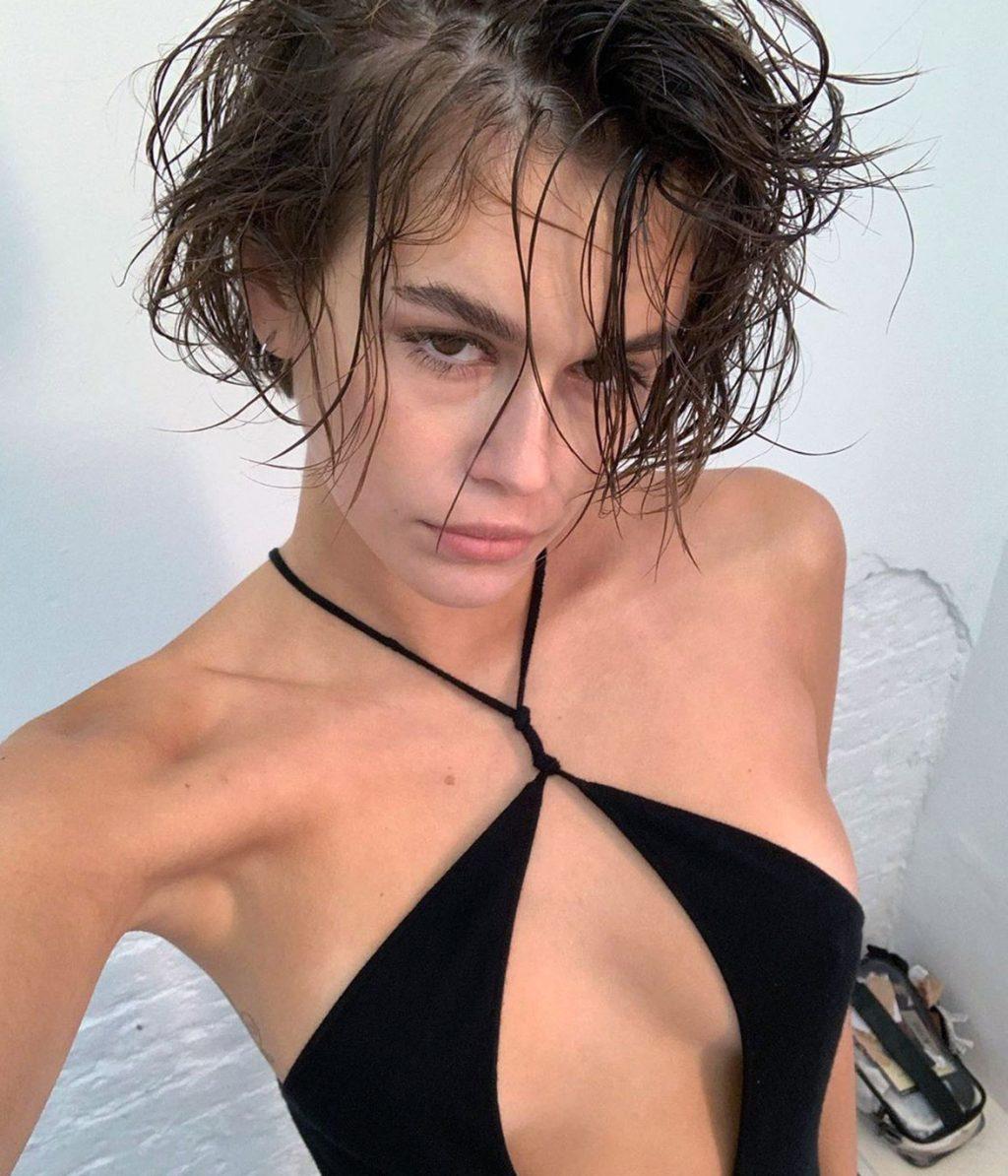 Kaia Gerber sexy