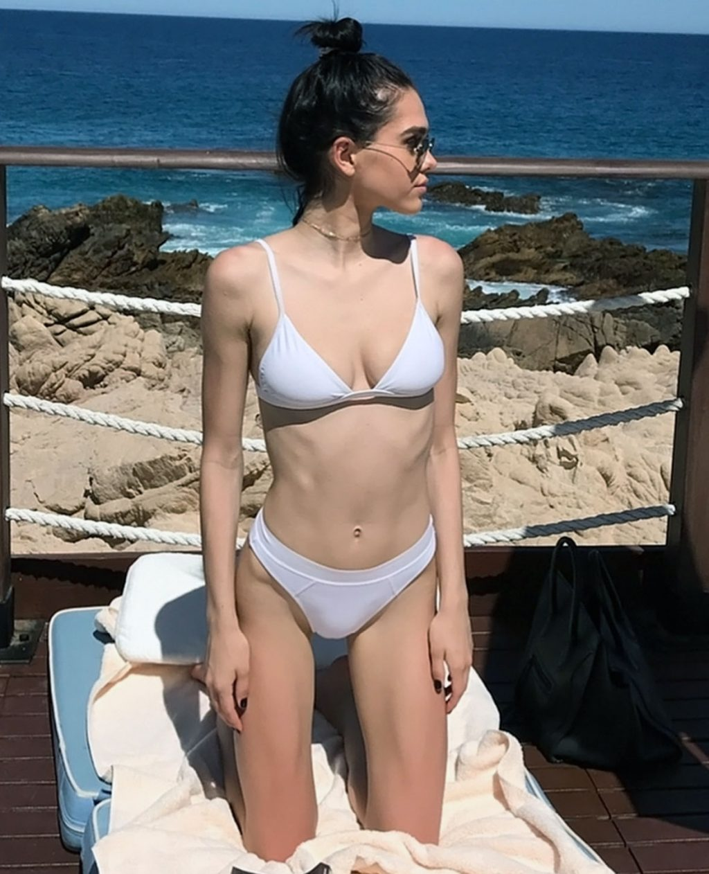 Amelia Gray Hamlin boobs