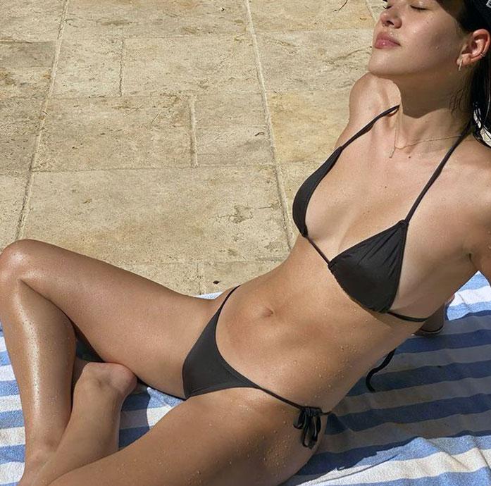 Amelia Gray Hamlin bikini