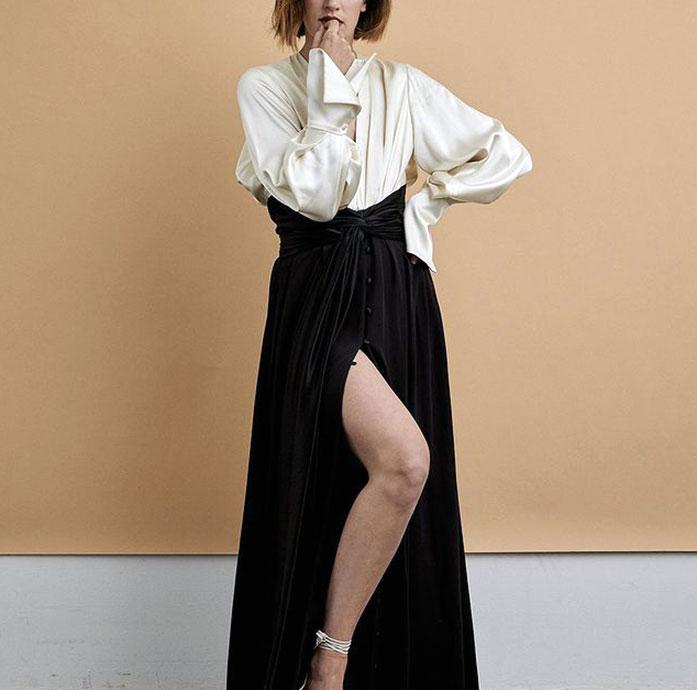 Anna Wood legs