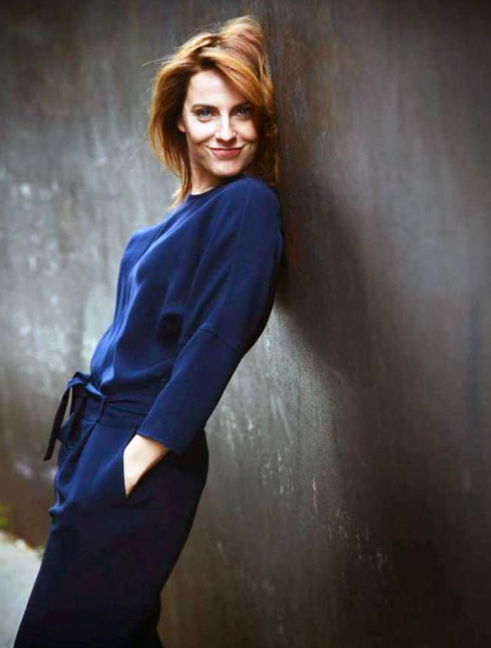 Antje Traue ass