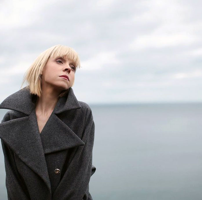 Antonia Campbell-Hughes sexy