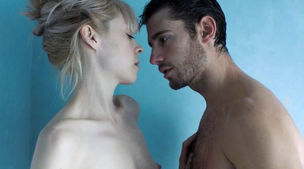 Antonia Campbell-Hughes nipples
