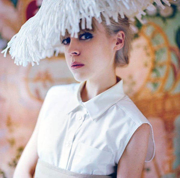 Antonia Campbell-Hughes hot
