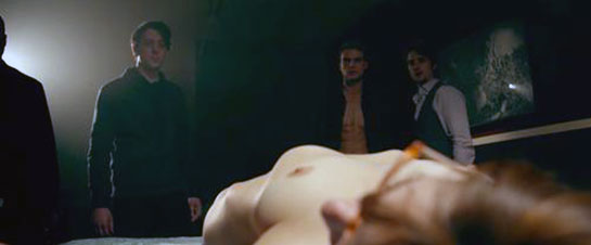 Ashley C Williams nipples