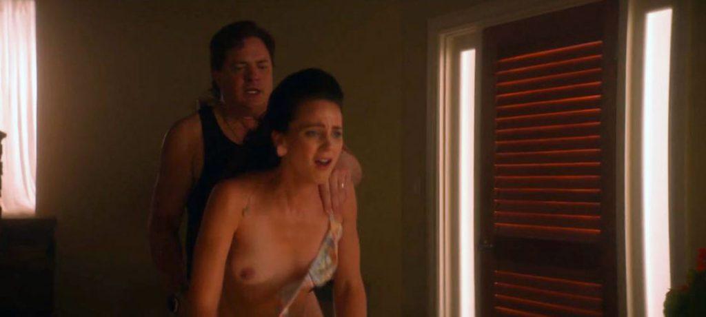 Ashley Dougherty nipples